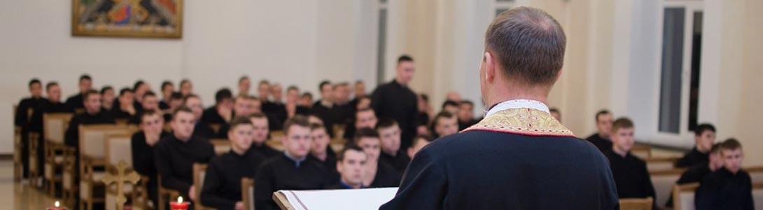 Зустріч із представником спільноти «Св. Егідія» в Римі