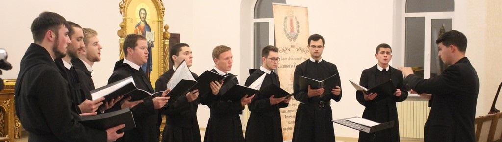 У ІФДС завершився молитовно-пізнавальний вечір за участю братів-василіян