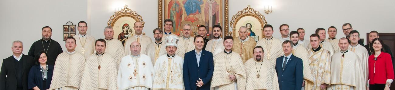У Івано-Франківській духовній семінарії відбулися урочистості з нагоди храмового празника.