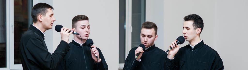 Семінарійний гурт ЕФФАТА презентували перший альбом