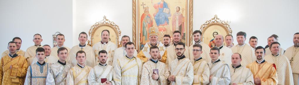 Урочистості в ІФДС з нагоди завершення року Блаженного священномученика Григорія Хомишина.