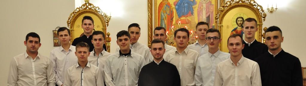 Посвята нових учасників  з нагоди святкування 15-річчя відновлення діяльності Братства Священномученика Йосафата